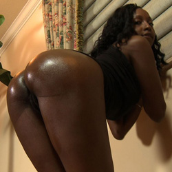 Ebony butt fetish 87. We wanted to mix things up and find an ebony vixen. Of course, they're infamous very their bubbly behinds, definitely a challenge for any pervert with an butt fetish.