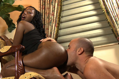 One considerable anal 17. We found Sage, who has one of the biggest anales we've come across. Her pleasant dark skinned, oiled up anal caught the attention of countless losers, including you.